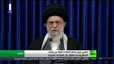 Khamenei: We care about practical steps, not promises